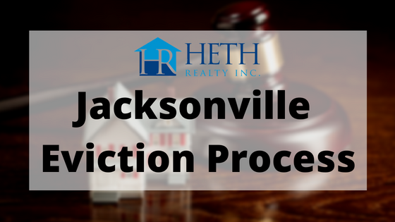 Eviction Process in Jacksonville Explained